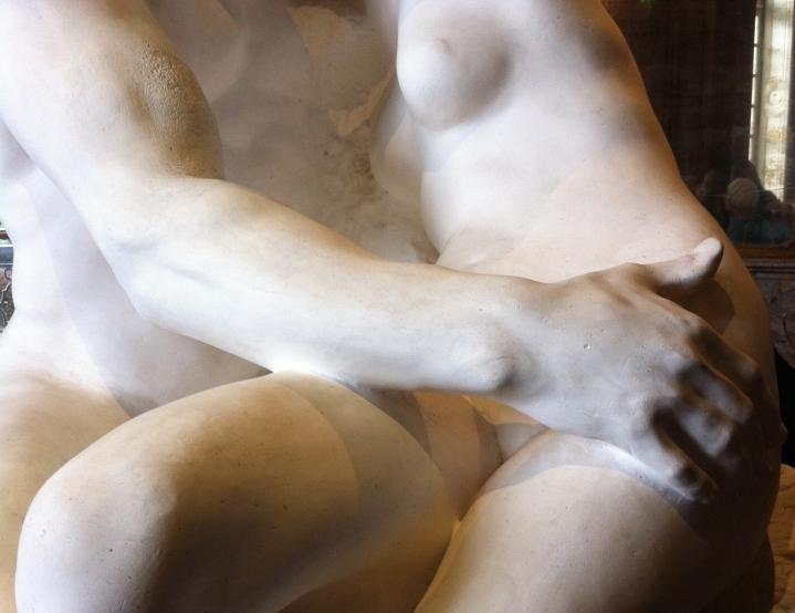 Auguste Rodin. Le Baiser